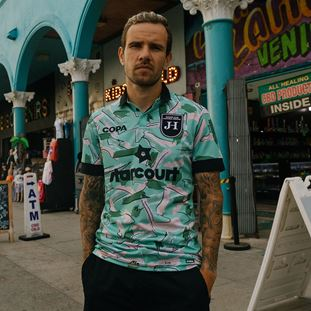 Hopper Voetbal Shirt | 9 | COPA