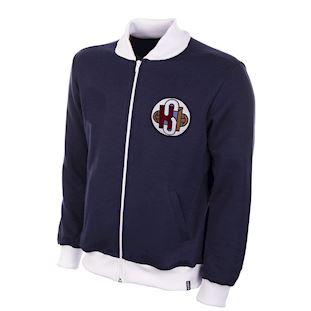 849 | Iceland 1980's Retro Football Jacket | 1 | COPA