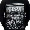 Invading Pitches Since 1998 Sweater | 2 | COPA