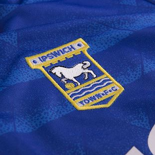 Ipswich Town FC 1991 - 92 Retro Football Shirt | 3 | COPA