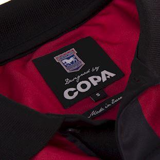 Ipswich Town FC 1991 - 92 Retro Voetbal Shirt | 5 | COPA