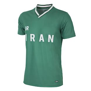 236 | Iran 1990 Short Sleeve Retro Football Shirt | 1 | COPA