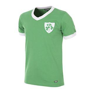 ireland-1965-short-sleeve-retro-football-shirt-green | 1 | COPA