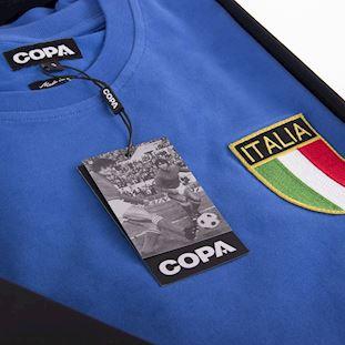 Italy 1970's Retro Football Shirt | 6 | COPA