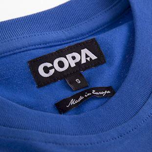 Italy 1970's Retro Football Shirt | 7 | COPA
