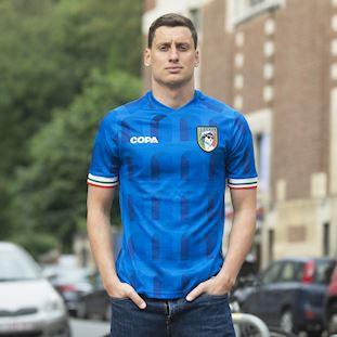 Italy Football Shirt | 8 | COPA