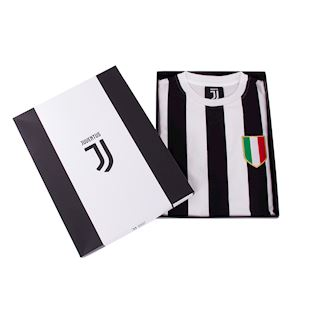 Juventus FC 1952 - 53 Retro Football Shirt | 6 | COPA