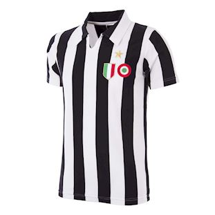 Juventus FC 1960 - 61 Retro Football Shirt | 1 | COPA