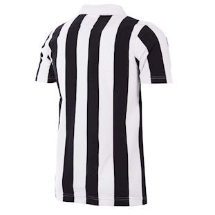 Juventus FC 1960 - 61 Retro Football Shirt | 4 | COPA