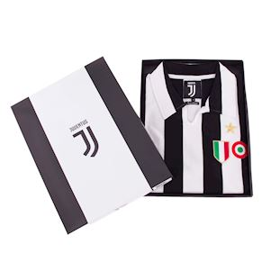 Juventus FC 1960 - 61 Retro Football Shirt | 6 | COPA