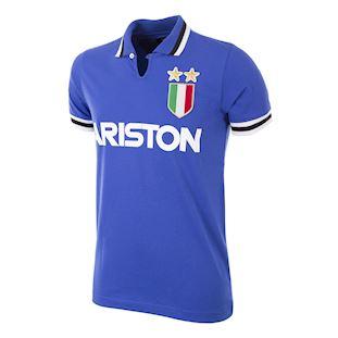 Juventus FC 1983 Away Retro Football Shirt | 1 | COPA