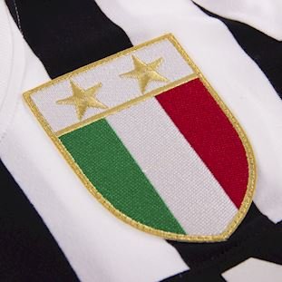 Juventus FC 1984 - 85 Womens Retro Football Shirt | 3 | COPA
