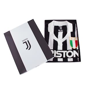 Juventus FC 1984 - 85 Womens Retro Football Shirt | 6 | COPA
