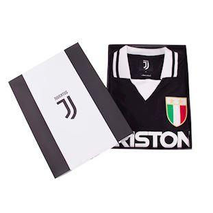 Juventus FC 1986 - 87 Away Retro Voetbal Shirt | 6 | COPA