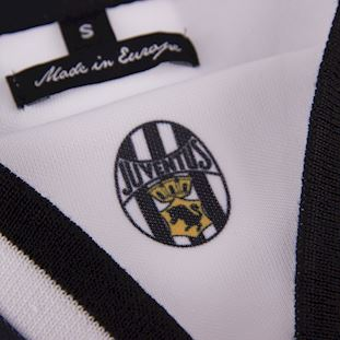 Juventus FC 1994 - 95 Retro Football Shirt | 5 | COPA
