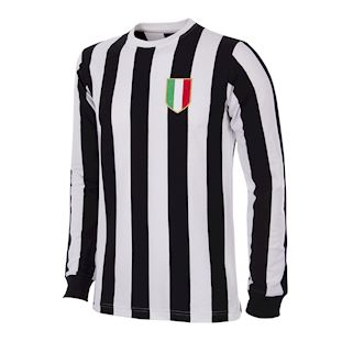 144 | Juventus FC 1951 - 52 Long Sleeve Retro Shirt | 1 | COPA