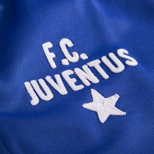 Juventus FC 1975 - 76 Retro Football Jacket | 3 | COPA