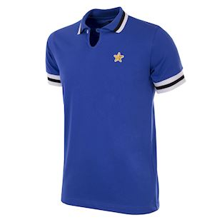 146 | Juventus FC 1976 - 77 Away Coppa UEFA Short Sleeve Retro Shirt | 1 | COPA