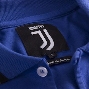 Juventus FC 1976 - 77 Away Coppa UEFA Retro Football Shirt | 5 | COPA