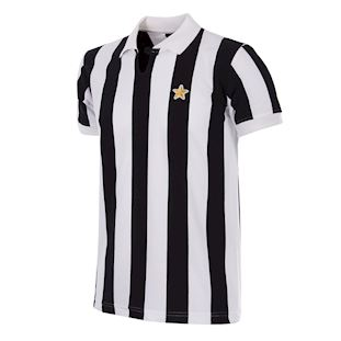 Juventus FC 1976 - 77 Coppa UEFA Retro Football Shirt | 1 | COPA