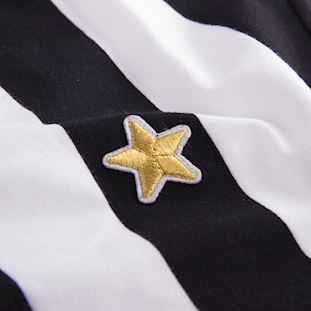Juventus FC 1976 - 77 Coppa UEFA Retro Football Shirt | 3 | COPA