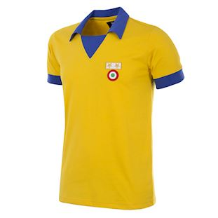 148 | Juventus FC 1983 - 84 Away Coppa delle Coppe UEFA Short Sleeve Retro Shirt | 1 | COPA