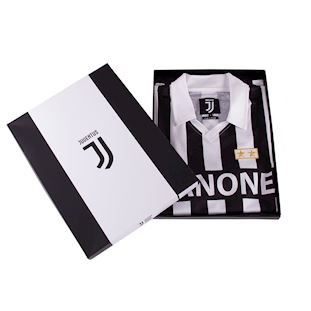 Juventus FC 1992 - 93 Coppa UEFA Retro Football Shirt | 6 | COPA