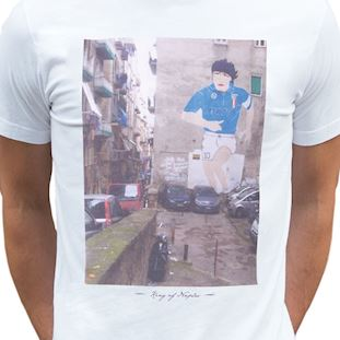king-of-naples-t-shirt-white-white | 2 | COPA