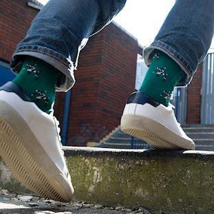 kung-fu-socks-green | 4 | COPA