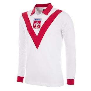 Lille OSC 1954 - 55 Retro Football Shirt | 1 | COPA