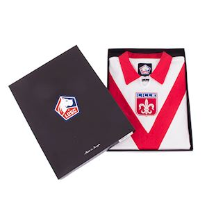 Lille OSC 1954 - 55 Retro Football Shirt | 6 | COPA