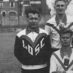 Lille OSC 1954 Retro Football Jacket | 2 | COPA