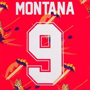 Montana Football Shirt | 7 | COPA