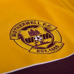 motherwell-fc-1985-86-short-sleeve-retro-football-shirt-yellow | 3 | COPA