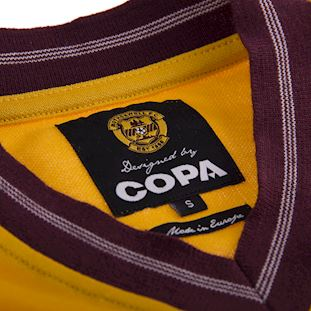 Motherwell FC 1985 - 86 Retro Football Shirt | 5 | COPA