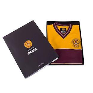 Motherwell FC 1985 - 86 Retro Football Shirt | 6 | COPA