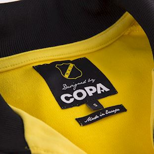 nac-breda-1977-retro-football-jacket-yellow | 5 | COPA
