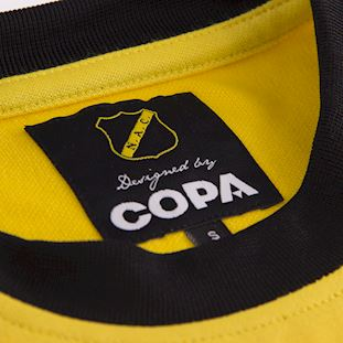 nac-breda-1981-82-short-sleeve-retro-football-shirt-yellow | 5 | COPA
