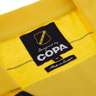 NAC Breda 1986 - 87 Retro Football Shirt | 5 | COPA
