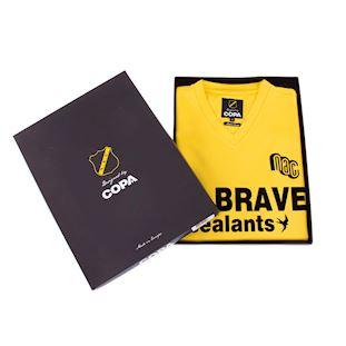 NAC Breda 1989 - 90 Retro Football Shirt | 6 | COPA