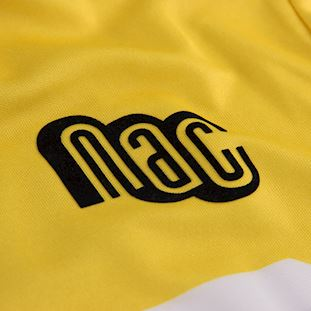 nac-breda-1992-93-short-sleeve-retro-football-shirt-yellow | 3 | COPA