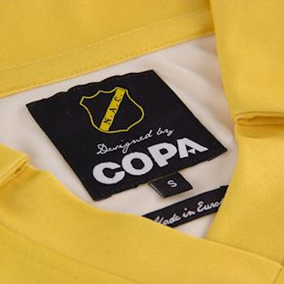 nac-breda-1992-93-short-sleeve-retro-football-shirt-yellow | 5 | COPA