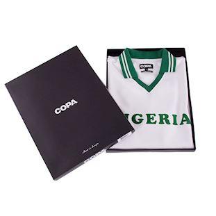 Nigeria 1980 Retro Football Shirt | 6 | COPA