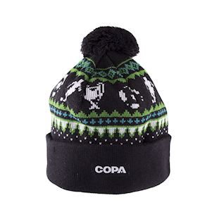 nordic-knit-beanie-black-green-blue-white-black | 1 | COPA