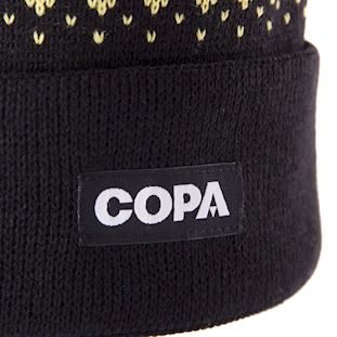 nordic-knit-beanie-yellow-black-yellow | 2 | COPA