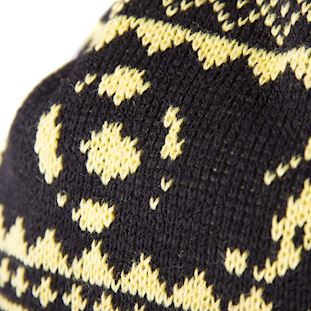nordic-knit-beanie-yellow-black-yellow | 4 | COPA