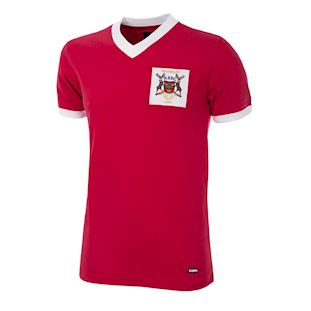 713 | Nottingham Forest 1959 Cup Final Short Sleeve Retro Shirt | 1 | COPA