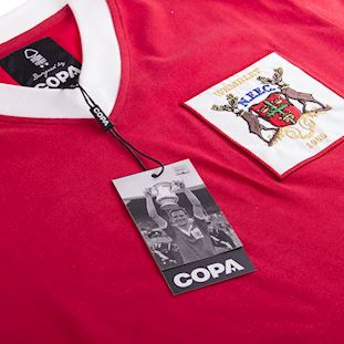 Nottingham Forest 1959 Cup Final Retro Football Shirt | 5 | COPA
