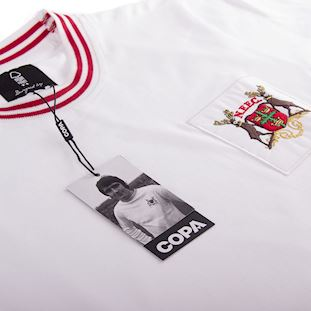Nottingham Forest 1966-1967 Away Retro Football Shirt | 5 | COPA