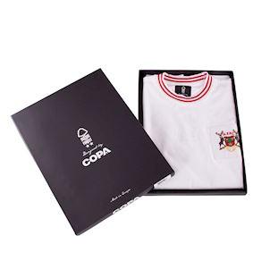 Nottingham Forest 1966-1967 Away Retro Football Shirt | 6 | COPA